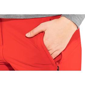 Maier Sports Vroni Slim Pantalon Stretch mTex Femme, fire